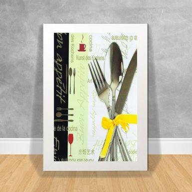 Quadro-Decorativo-Kunst-des-Kochens