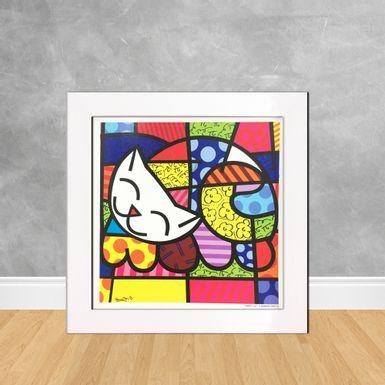 Quadro-Decorativo-Happy-Cat