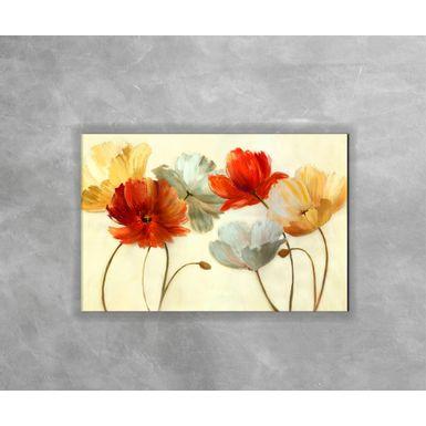 Gravura-Decorativa-Flores-Coloridas