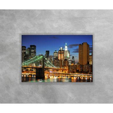 Gravura-Decorativa-Ponte-de-Manhattan