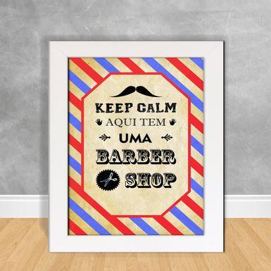 Quadro-Decorativo-Keep-Calm-Aqui-Tem-Uma-Barber-Shop