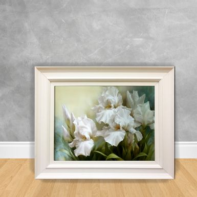 Quadro-Decorativo-Canvas-Flor-Palmas