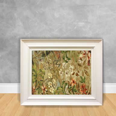Quadro-Decorativo-Canvas-Flor-Selva
