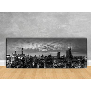 Quadro-Decorativo-Chicago-com-Chassi
