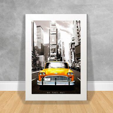 Quadro-Decorativo-NY-Taxi