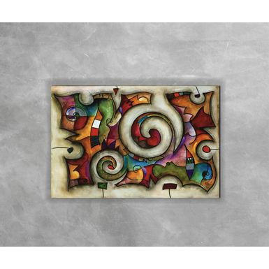 Quadro-Decorativo-Gravura-Color-2
