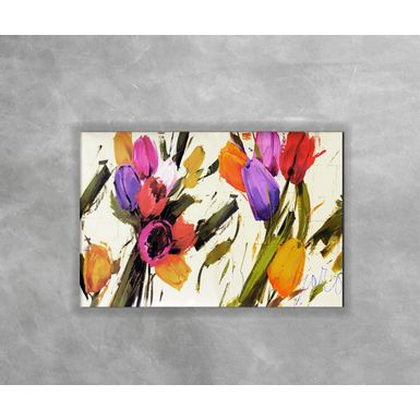 Gravura-Decorativa-Tulipa