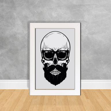 Quadro-Decorativo-Caveira-de-Oculos