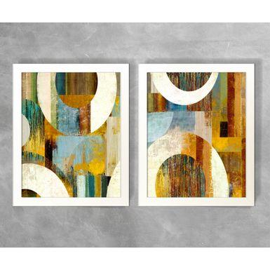 Conjunto-de-Quadros-Abstratos-Circulos