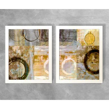 Conjunto-de-Quadros-Abstratos-Circulos-e-Semicirculos