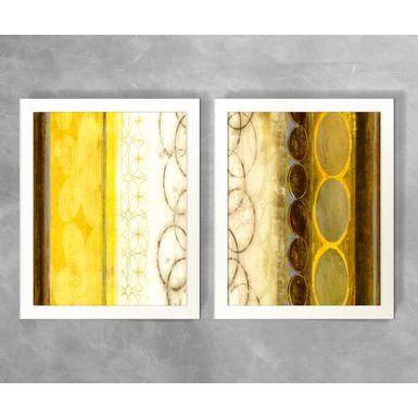 Conjunto-de-Quadros-Abstratos-Circulos-e-Semicirculos-Ovais