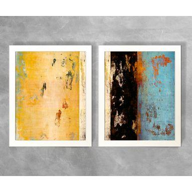 Conjunto-de-Quadros-Abstratos-Tons-Azul-e-Preto