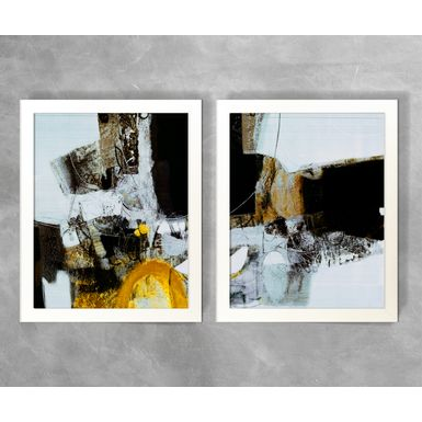 Conjunto-de-Quadros-Abstratos-Tons-Preto-e-Branco