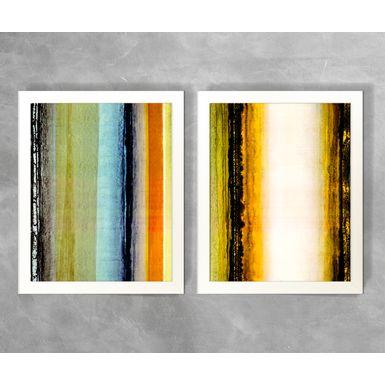 Conjunto-de-Quadros-Abstratos-Listras-Verticais