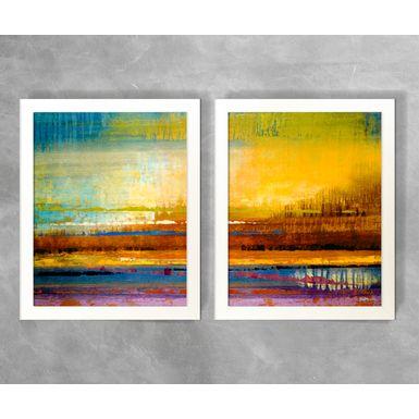Conjunto-de-Quadros-Abstratos-Listras-Horizontais