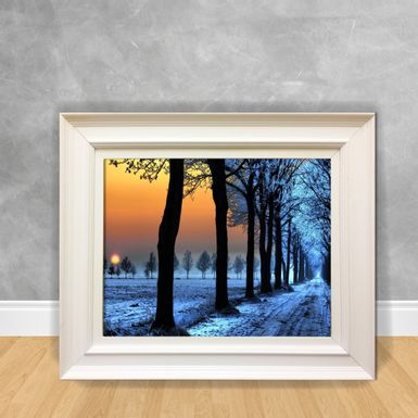 Quadro-Decorativo-Canvas-Sol-e-Neve