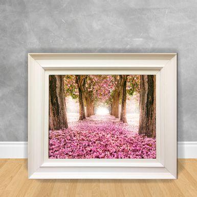 Quadro-Decorativo-Canvas-Jardim-Rosa