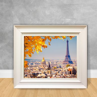 Quadro-Decorativo-Canvas-Paris---Torre-Eiffel