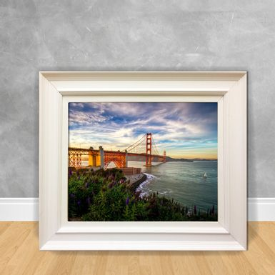 Quadro-Decorativo-Canvas-Lateral-da-Ponte-de-Sao-Francisco