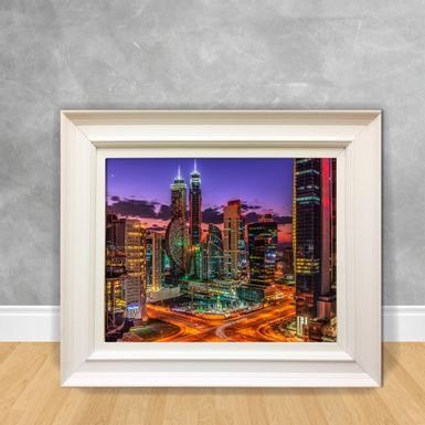 Quadro-Decorativo-Canvas-Dubai