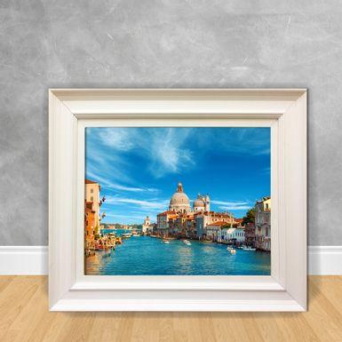 Quadro-Decorativo-Canvas-Barcos-de-Veneza