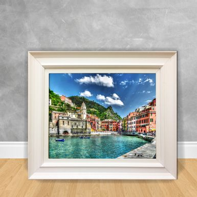 Quadro-Decorativo-Canvas-Italia---Manarola