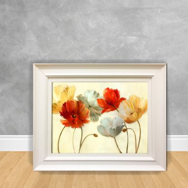 Quadro-Decorativo-Canvas-Flores