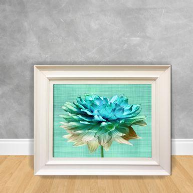 Quadro-Decorativo-Canvas-Flor-Aquatica