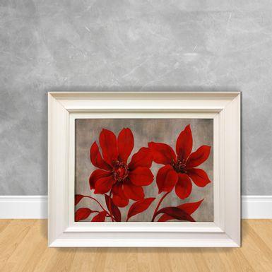 Quadro-Decorativo-Canvas-Flor-de-Carmim