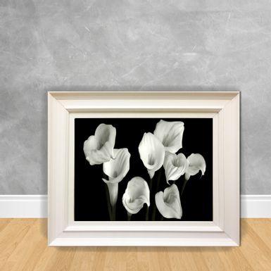 Quadro-Decorativo-Canvas-Flor-de-Copo-de-Leite