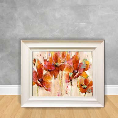 Quadro-Decorativo-Canvas-Flores-Abstratas