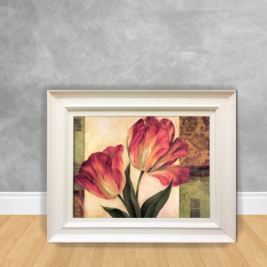 Quadro-Decorativo-Canvas-Flor-Tulipa