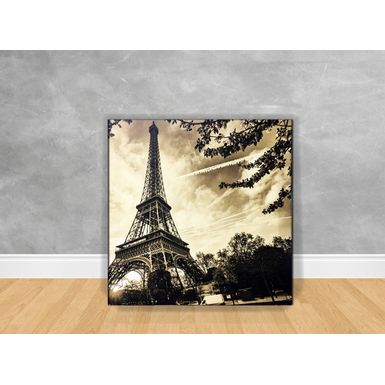 Quadro-Decorativo-Paris-com-Chassi