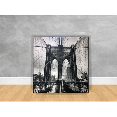 Quadro-Decorativo-Manhattan-NY-com-Chassi