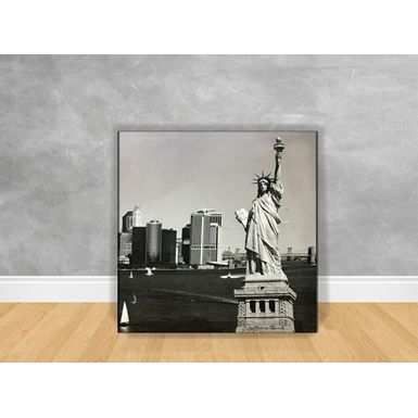 Quadro-Decorativo-Nova-York-com-Chassi