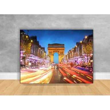 Quadro-Decorativo-Paris-Luzes-com-Chassi