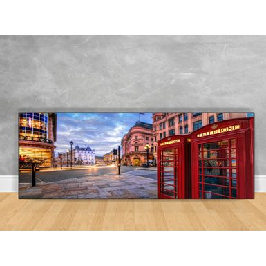 Quadro-Decorativo-Londres-Telephone-com-Chassi