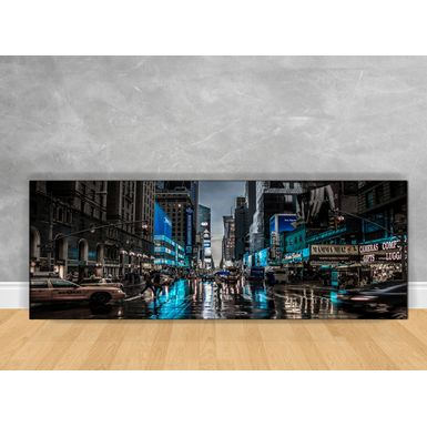 Quadro-Decorativo-New-York-com-Chassi