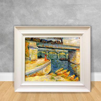 Quadro-Decorativo-Van-Gogh---Bridges-Across-the-Seine-at-Asnieres