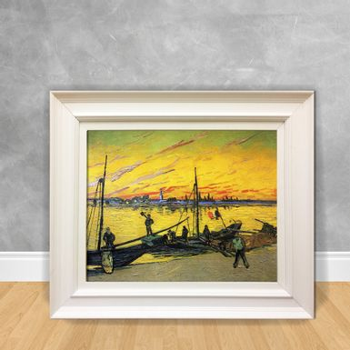 Quadro-Decorativo-Van-Gogh---Coal-Barges