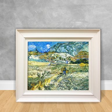 Quadro-Decorativo-Van-Gogh---Enclossed