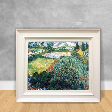 Quadro-Decorativo-Van-Gogh---Field-With
