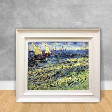 Quadro-Decorativo-Van-Gogh---Fishing-Boats