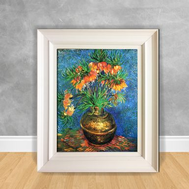 Quadro-Decorativo-Van-Gogh---Fritillaries