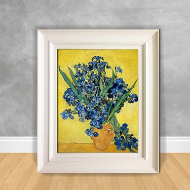 Quadro-Decorativo-Van-Gogh---Irises