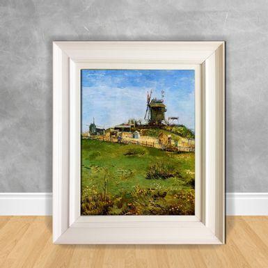 Quadro-Decorativo-Van-Gogh---Le-Moulin-de-Gallette