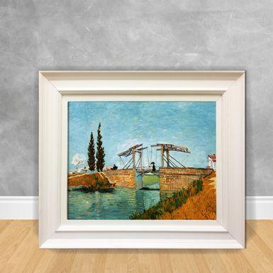Quadro-Decorativo-Van-Gogh---Ponte