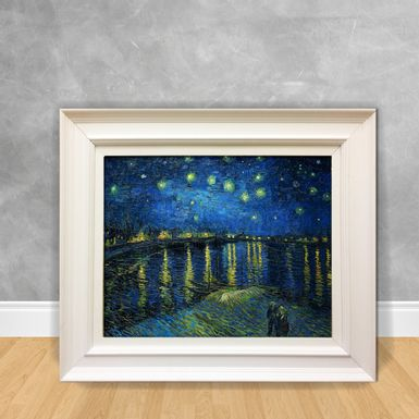 Quadro-Decorativo-Van-Gogh---Starry-Night-Over-the-Rhone