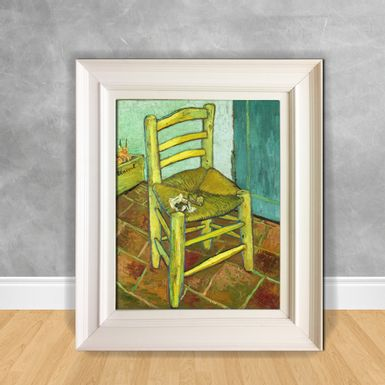 Quadro-Decorativo-Van-Gogh---The-Chair