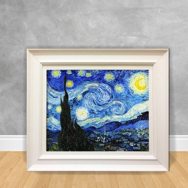 Quadro-Decorativo-Van-Gogh---The-Starry-Night